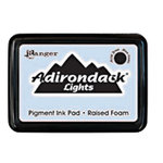 Ranger Ink - Adirondack Lights - Pigment Ink Pad - Cloudy Blue