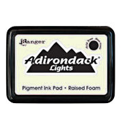 Ranger Ink - Adirondack Lights - Pigment Ink Pad - Lemonade