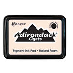Ranger Ink - Adirondack Lights - Pigment Ink Pad - Peach Bellini, CLEARANCE