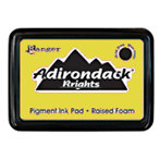 Ranger Ink - Adirondack Brights - Pigment Ink Pad - Sunshine Yellow