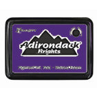 Ranger Ink - Adirondack Earthtones - Pigment Ink Pad - Eggplant, CLEARANCE