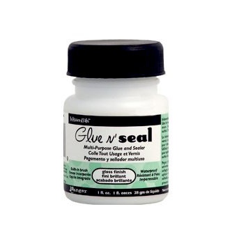 Ranger Ink - Inkssentials - Glue N Seal - Gloss - 1 Ounce