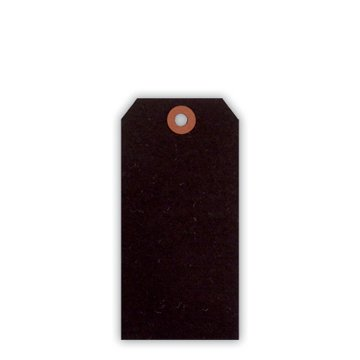 Ranger Ink - Inkssentials - Craft Tags - Size Number 5 - Black