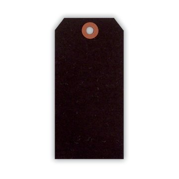 Ranger Ink - Inkssentials - Craft Tags - Size Number 8 - Black