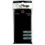 Ranger Ink - Inkssentials - Craft Tags - Size Number 10 - Black