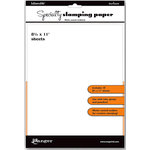 Ranger Ink - Inkssentials - Specialty Stamping Paper - 8.5 x 11