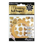 Ranger Ink - Inkssentials - Memory Foil Tape - Brass - 1/4 Inch