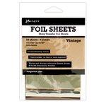 Ranger Ink - Foil Sheets - Vintage - 10 Sheets