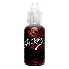 Ranger Ink - Stickles Glitter Glue - Burgundy