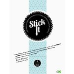 Stick It - Die Cut Adhesive Sheets - Double Sided - Handy