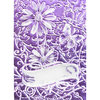 Spellbinders - M-Bossabilities Collection - Embossing Folders - 3-Dimensional - Delightful Daisies