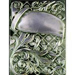 Spellbinders - M-Bossabilities Collection - Embossing Folders - 3-Dimensional - Ornamental Swirls
