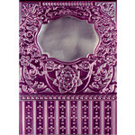 Spellbinders - M-Bossabilities Collection - Embossing Folders - 3-Dimensional - Framed Labels Eighteen