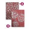 Spellbinders - M-Bossabilities Collection - Christmas - Embossing Folders - Holiday Magic