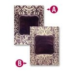 Spellbinders - M-Bossabilities Collection - Embossing Folders - Framed Labels One