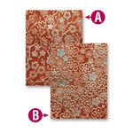 Spellbinders - M-Bossabilities Collection - Embossing Folders - Awesome Blossoms