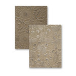 Spellbinders - M-Bossabilities Collection - Embossing Folders - Garden Delight