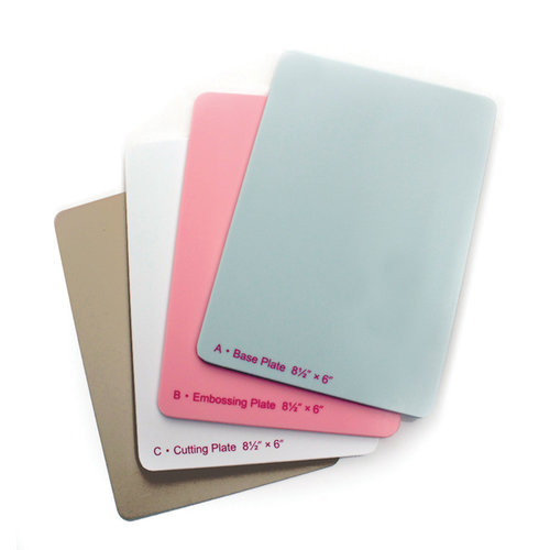 Spellbinders - Junior Replacement Plate Set