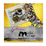 Spellbinders - Media Mixage Collection - Artistic Adornments with ICE Resin Idea Book