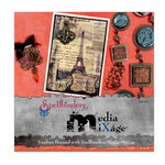 Spellbinders - Media Mixage Collection - Explore Beyond with Spellbinders Media Mixage Collection Idea Book