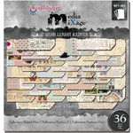 Spellbinders - Media Mixage Collection - Ephemera Papers One