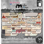 Spellbinders - Media Mixage Collection - Ephemera Papers Two