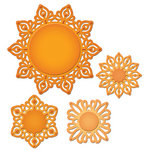 Spellbinders - Shapeabilities Collection - Die Cutting and Embossing Templates - Persian Motifs