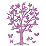Spellbinders - Shapeabilities Collection - D-Lites Die - Flutter Tree