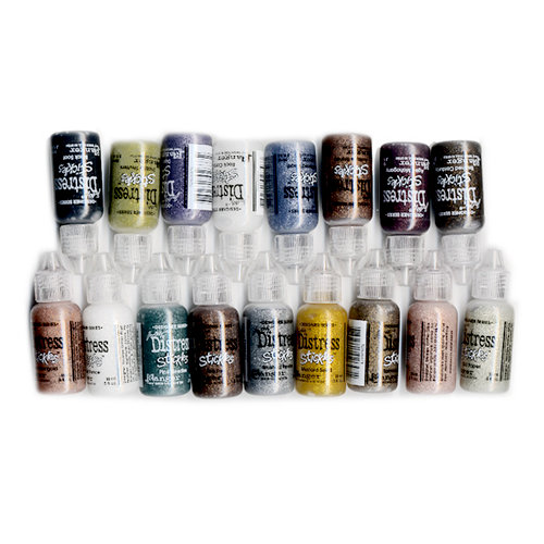 Stickles - Tim Holtz Designer Series Distress Stickles Collection Pack 2