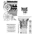 Stampers Anonymous - Cling Mounted Rubber Stamp Set - Classics 2