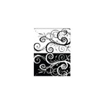 Ranger Ink - Melt Art - Texture Treads - Floral Flourish
