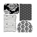 Teresa Collins - Damask Collection - Die-Cuts - Damask