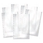 Bind It All - Teresa Collins Designs - 4 x 6 Page Protectors - 6 Pack