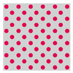 Teresa Collins - 8 x 8 Transparency - Family Dots, CLEARANCE