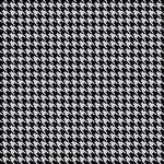Teresa Collins - Crush Collection - Valentines - 8 x 8 Transparency - Houndstooth