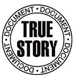 Teresa Collins - Cling Mounted Rubber Stamp - True Story