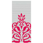 Teresa Collins - 6 x 12 Transparency - Home - Damask, CLEARANCE