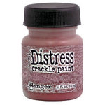Ranger Ink - Tim Holtz - Distress Crackle Paint - Aged Mahogany
