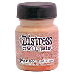 Ranger Ink - Tim Holtz - Distress Crackle Paint - Dried Marigold