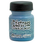 Ranger Ink - Tim Holtz - Distress Crackle Paint - Faded Jeans
