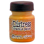 Ranger Ink - Tim Holtz - Distress Crackle Paint - Spiced Marmalade