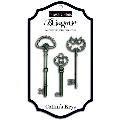 Teresa Collins - Blingage Collection - Collin's Keys