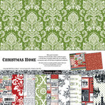 Teresa Collins - Christmas Home Collection - 12 x 12 Paper and Accessories Pack
