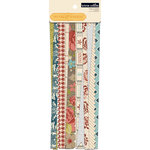 Teresa Collins - Now And Then Collection - Border Strips with Glitter Accents