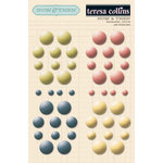 Teresa Collins - Now And Then Collection - Enamel Dots