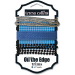 Teresa Collins - On the Edge Collection - Ribbon and Trims