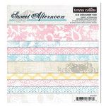 Teresa Collins - Sweet Afternoon Collection -  6 x 6 Paper Pad