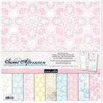 Teresa Collins - Sweet Afternoon Collection - 12 x 12 Paper and Accessories Pack