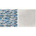 Teresa Collins - Sports Edition II Collection - 12 x 12 Double Sided Paper - Labels