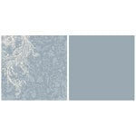 Teresa Collins - Timeless Collection - 12 x 12 Double Sided Paper - Gray Swirl